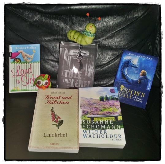 Blogger schenken Lesefreude - alle