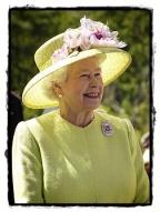 Regina Gärtner Blogtour 2 Queen Elisabeth II