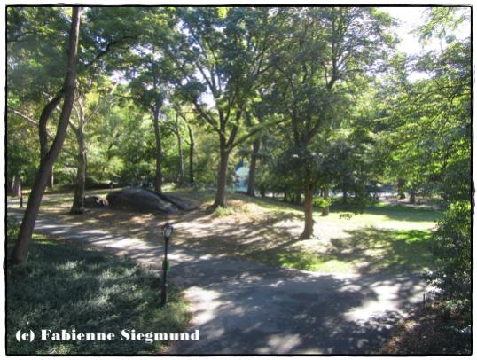 Sommerkuss-Blogtour Central Park