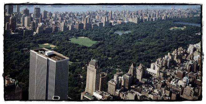 Sommerkuss-Bogtour Central Park 2