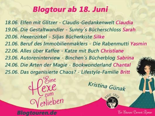 Blogtour Hexe Eli